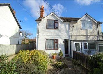 Thumbnail 2 bed semi-detached house for sale in Woodend Road, Deepcut, Camberley