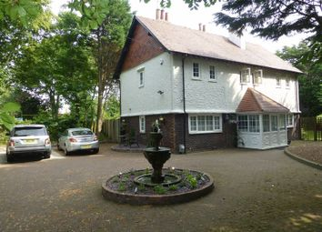 Thumbnail 5 bed detached house for sale in Blundell Road, Hightown, Liverpool