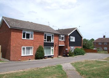 Thumbnail 2 bed flat for sale in Saxon Road, Saxmundham, Suffolk
