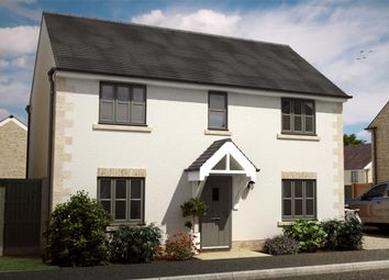 Thumbnail 4 bedroom detached house for sale in The Neston, Blunsdon Meadow, Swindon, Wilts