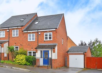 Thumbnail 4 bed semi-detached house for sale in Myrtle Close, Heeley, Sheffield