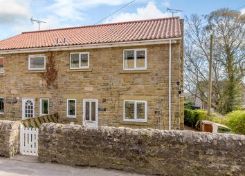 Thumbnail 3 bed semi-detached house for sale in East End, Ampleforth, York