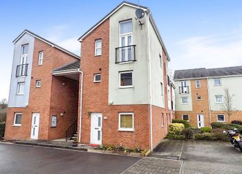Thumbnail 2 bedroom maisonette for sale in Mill Meadow, North Cornelly, Bridgend.