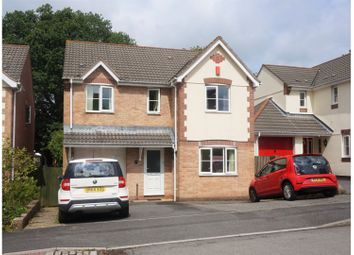 Thumbnail 4 bed detached house for sale in Waterslade Drive, Ivybridge