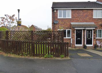 Thumbnail 2 bed semi-detached house for sale in Dockwray Close, North Shields