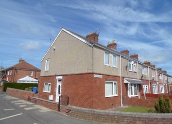 Thumbnail 2 bed terraced house to rent in Newcastle Road, Blyth