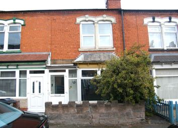 Thumbnail 3 bed terraced house to rent in Francis Road, Acocks Green, Birmingham