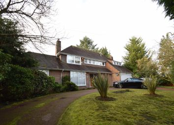 Thumbnail 4 bed detached house to rent in Wolsey Road, Moor Park, Northwood