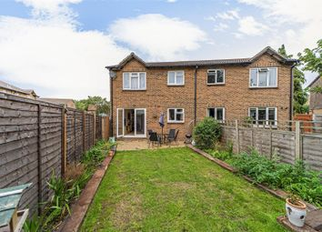 Thumbnail 1 bed flat for sale in Abbott Close, Hampton