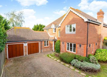 Thumbnail 5 bed property for sale in Seymour Avenue, Ewell, Epsom