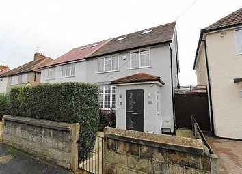 Thumbnail 4 bed semi-detached house for sale in Tudor Road, Hayes, Middlesex