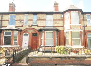 Thumbnail 3 bed terraced house for sale in Crosfield Street, Warrington