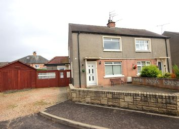 Thumbnail 2 bed semi-detached house for sale in Abercairney Place, Grangemouth