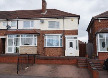 Thumbnail 2 bed end terrace house for sale in Regina Avenue, Great Barr, Birmingham
