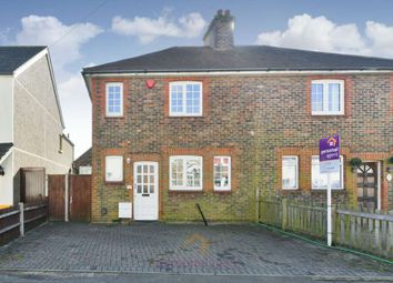 Thumbnail 3 bed semi-detached house to rent in Ferndale Road, Banstead