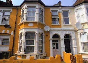 Thumbnail 3 bed flat to rent in Warham Road, Harringey, London