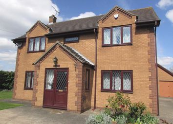 Thumbnail 4 bed detached house for sale in Hatikvah House North Street, Roxby, Scunthorpe
