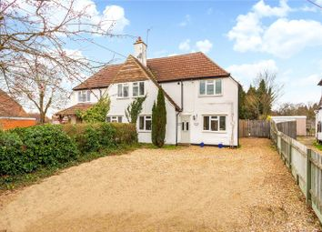 Thumbnail 4 bed semi-detached house for sale in Poyle Road, Tongham, Farnham, Surrey