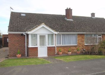 Thumbnail 2 bed semi-detached bungalow for sale in Evenhill Road, Littlebourne, Canterbury