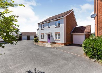 Thumbnail 4 bed detached house for sale in Attleborough, Norfolk