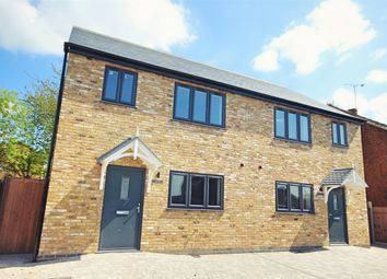 Thumbnail 4 bed semi-detached house for sale in Rose Cottages, Pump Lane, Springfield, Chelmsford, Essex
