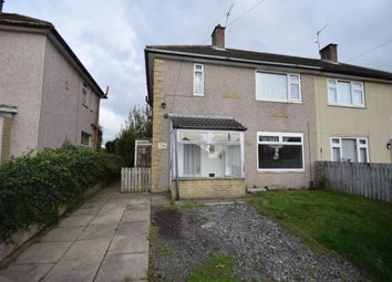 Thumbnail 2 bed semi-detached house for sale in Ganners Road, Bramley, Leeds, West Yorkshire