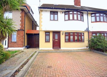 Thumbnail 4 bed semi-detached house for sale in 4 Bedroom Semi-Detached House, Middleton Gardens, Gants Hill, Ilford
