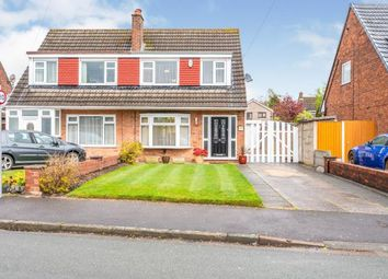 Thumbnail 3 bed semi-detached house for sale in Wroxham Road, Great Sankey, Warrington, Cheshire