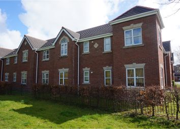 Thumbnail 2 bed flat for sale in Delph Drive, Burscough