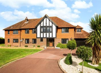 Thumbnail 6 bed detached house for sale in Handcross Road, Plummers Plain, Horsham, West Sussex
