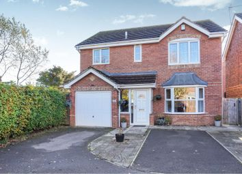 Thumbnail 4 bed detached house for sale in Snowdrop Garth, York
