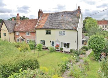 Thumbnail 2 bed cottage for sale in Rattlesden, Bury St Edmunds, Suffolk