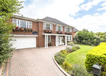 Thumbnail 5 bedroom detached house for sale in Dickens Close, Richmond