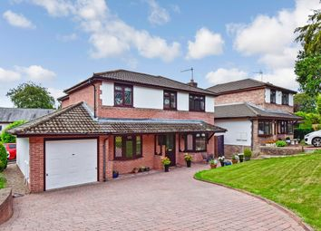 Thumbnail 6 bed detached house for sale in Parc Y Nant, Nantgarw, Cardiff
