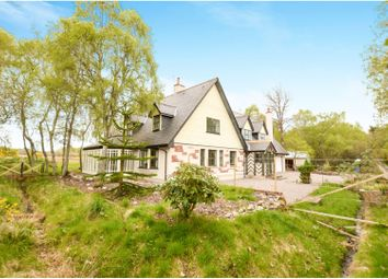 Thumbnail 4 bedroom detached house for sale in 2 Broallan, Inverness