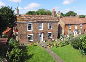 Thumbnail 3 bed detached house for sale in The Walk, Wainfleet, Skegness