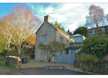 Thumbnail 3 bed detached house to rent in Swinbrook, Burford