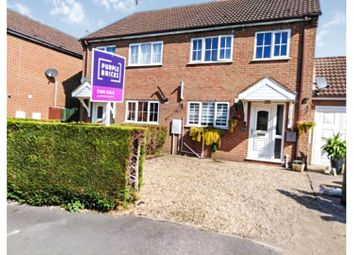 3 bed semi-detached house for sale in The Paddocks, Gedney, Near Spalding PE12
