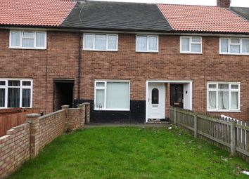 Thumbnail 3 bed terraced house to rent in Fulford Grove, Hull
