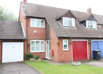 Thumbnail 3 bedroom semi-detached house to rent in St Mary's Way, Burghfield Common