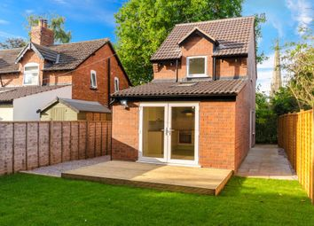 Thumbnail 2 bed detached house for sale in Old Lincoln Road, Caythorpe, Grantham