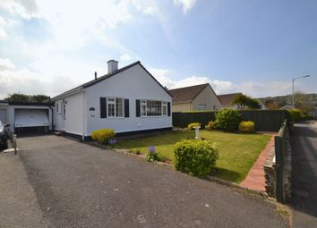 Thumbnail 2 bed detached bungalow for sale in Polwithen Drive, Carbis Bay, St. Ives