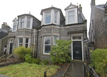 Thumbnail 2 bed flat for sale in Abergeldie Road, Aberdeen