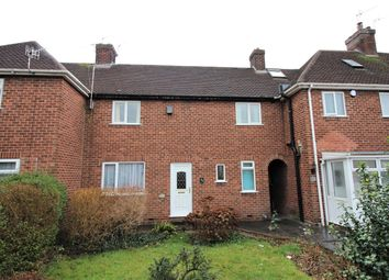 Thumbnail 3 bedroom terraced house for sale in Felstead Road, Nottingham