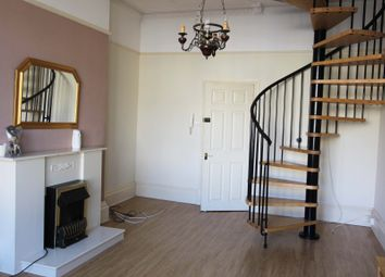 Thumbnail 2 bedroom maisonette to rent in Napier Terrace, Mutley, Plymouth