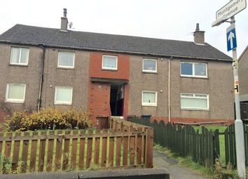 Thumbnail 2 bed flat to rent in Montgomery Avenue, Coatbridge