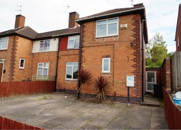 Thumbnail 3 bedroom semi-detached house for sale in Hockley Farm Road, Braunstone