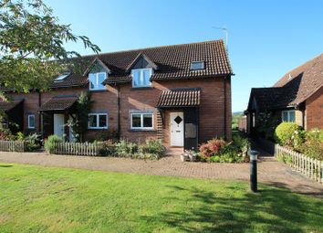 Thumbnail 2 bed terraced house for sale in Fairfield Green, Fownhope, Hereford