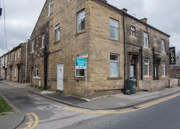 Thumbnail 1 bed end terrace house for sale in Green Place, Bradford