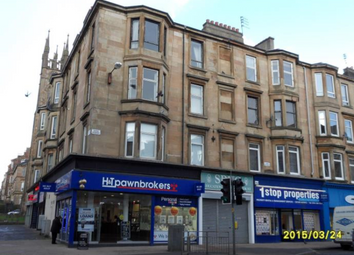 Thumbnail 3 bed flat to rent in Whitehill Street, Glasgow